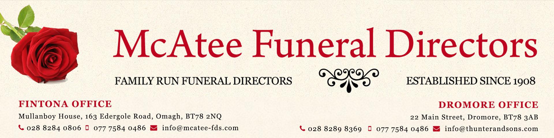 McAtee Funeral Directors